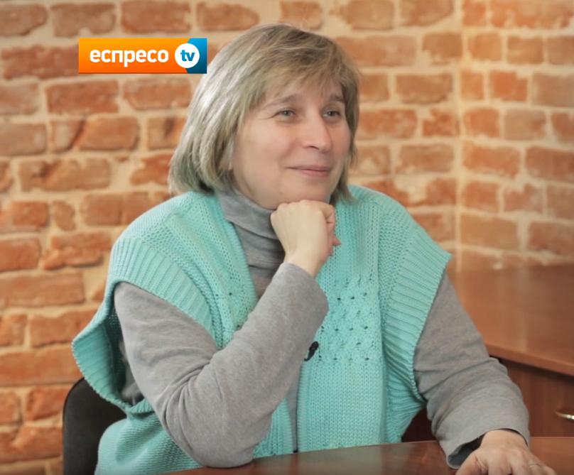 Лариса Дідковська