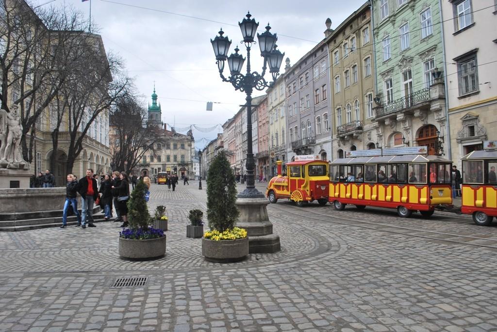 Площа Ринок.